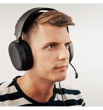 Słuchawki dla Graczy SteelSeries ARCTIS 3 BLACK