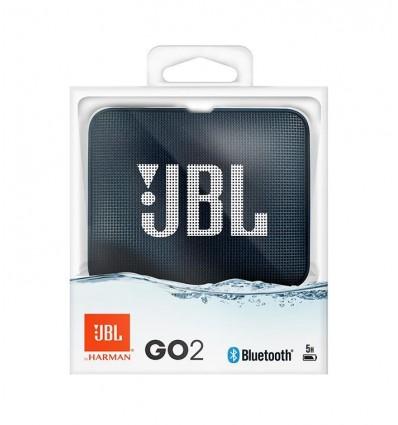 Głośnik mobilny JBL GO 2 Czarny