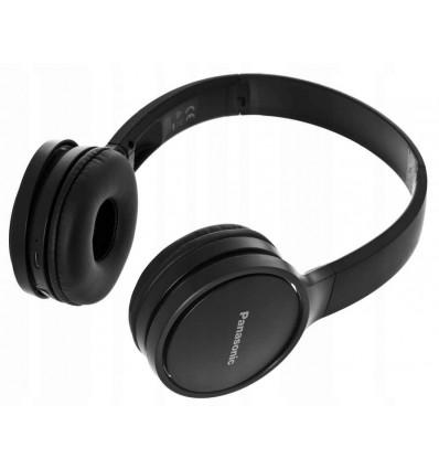 Słuchawki nauszne PANASONIC RP-HF400BE-K Czarny